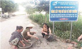 Hội LHPN huyện Yên Thủy (Hòa Bình): Nhiều mô hình hoạt động hiệu quả