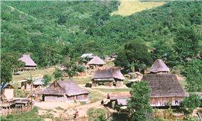 Thổ cẩm làng Công Dồn