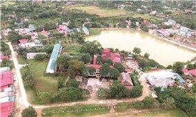 Làng tỷ phú Vĩnh Sơn