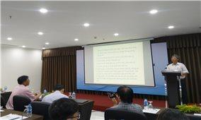 Tập huấn pháp luật cho vùng biên giới Việt Nam - Lào, Campuchia