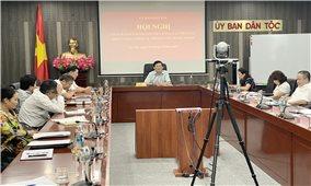 Ủy ban Dân tộc: Triển khai nhiệm vụ công tác tháng 10/2020