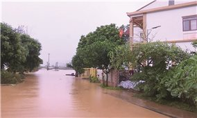 Lào Cai: Mưa lũ gây thiệt hại về người và tài sản