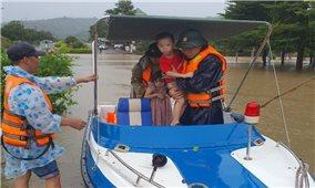 Quảng Trị: Khẩn trương sơ tán hàng ngàn hộ dân do mưa lũ