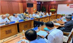 Thứ trưởng, Phó Chủ nhiệm Ủy ban Dân tộc Hoàng Thị Hạnh làm việc tại tỉnh Quảng Nam