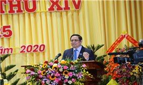 Khai mạc Đại hội Đại biểu Đảng bộ tỉnh Sóc Trăng lần thứ XIV, nhiệm kỳ 2020 – 2025