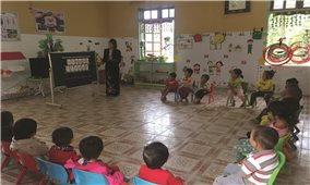 Cô giáo dân tộc La Ha tận tụy với nghề nuôi dạy trẻ