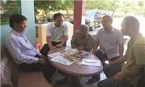 Phát hành báo chí đến vùng đồng bào DTTS ở Bình Định: Thấy gì qua một đợt kiểm tra?