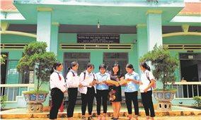 File mềm song ngữ giúp tăng cường tiếng Việt cho trẻ mẫu giáo
