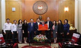 BHXH Việt Nam: Chung tay vì người nghèo