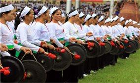 Ngày hội Văn hóa dân tộc Mường diễn ra vào tháng 12