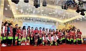 Giao lưu Cộng đồng dân tộc Thái tại Hà Nội