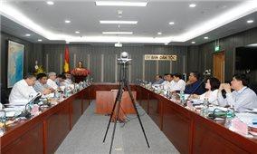 Bộ trưởng, Chủ nhiệm Đỗ Văn Chiến: Đăk Lăk cần chú trọng công tác đào tạo, rèn luyện cán bộ là người DTTS