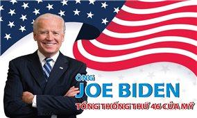 Ông Joe Biden đã giành hơn 270 phiếu đại cử tri trong cuộc đua trở thành Tổng thống Mỹ