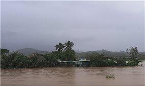 Bão số 12 gây nhiều thiệt hại cho các tỉnh Nam Trung Bộ