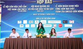 Lễ hội văn hóa thổ cẩm Việt Nam tại Đắk Nông