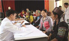 Lào Cai: Hiệu quả thực hiện chính sách y tế vùng DTTS
