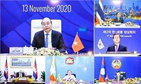 ASEAN 2020: Nâng hợp tác Mekong – Hàn Quốc lên quan hệ Đối tác chiến lược