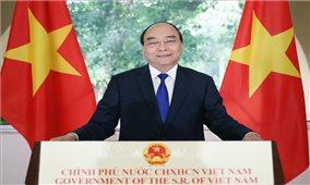 Thông điệp của Thủ tướng Nguyễn Xuân Phúc gửi Diễn đàn vì Hòa bình Paris lần thứ 3