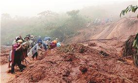 Ứng phó với lũ ống, lũ quét ở miền núi Nghệ An: Nhiều khó khăn thách thức