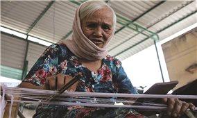 Ninh Thuận: Đau đáu nỗi lo mai một làng nghề