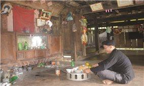 Kin khẩu mấu: Nét đẹp văn hóa của dân tộc Nùng
