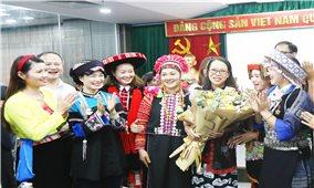 Ủy ban Dân tộc: Gặp mặt 63 giáo viên người DTTS tiêu biểu