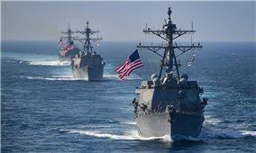 Mỹ không thay đổi chính sách Biển Đông dù ai là tổng thống