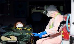 Thêm hơn 10.000 người tử vong vì COVID-19 trên thế giới