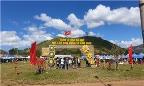 Gia Lai: Nhiều hoạt động kỷ niệm 15 năm UNESCO công nhận không gian văn hóa cồng chiêng Tây Nguyên
