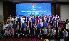 Diễn đàn Trí thức trẻ Việt Nam toàn cầu: Khuyến nghị thúc đẩy sự phát triển của đất nước