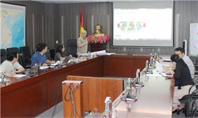 Bộ trưởng, Chủ nhiệm Ủy ban Dân tộc họp với Tiểu ban Hậu cần - Lễ tân - Khánh tiết