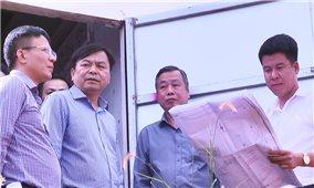 Bình Phước: Gỡ khó cho dự án Cụm công trình thủy lợi vùng cao biên giới