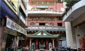 Độc đáo ngôi chùa có 10.000 tượng Phật