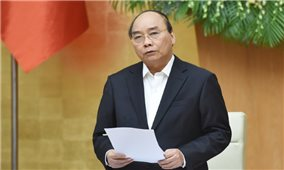 Thủ tướng Nguyễn Xuân Phúc: Tiếp tục cải thiện môi trường đầu tư, nỗ lực khôi phục kinh tế