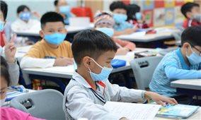 Tăng cường phòng, chống COVID-19 trong trường học