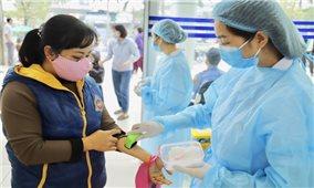 Tuyệt đối không để lọt người nguy cơ mắc COVID-19 ra vào bệnh viện