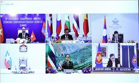 Hội nghị Cấp cao ACMECS lần thứ 9: Các nước thông qua