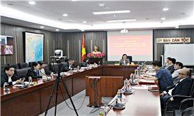 Hội nghị Ban Chấp hành Đảng bộ cơ quan Ủy ban Dân tộc lần thứ V, nhiệm kỳ 2020-2025