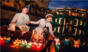Nhiều hoạt động văn hóa, giải trí chào năm mới tại phố cổ Hội An