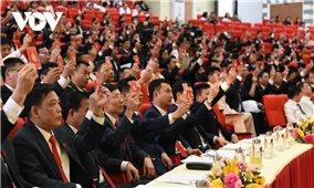 Dấu ấn từ những chỉ đạo quyết liệt, sâu sát với Đại hội Đảng các cấp