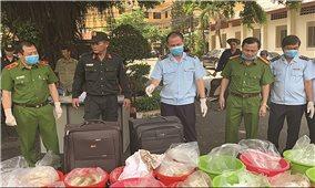 Lực lượng Hải quan: Tăng cường hợp tác quốc tế trong đấu tranh phòng, chống tội phạm ma túy