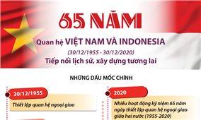 65 năm quan hệ Việt Nam và Indonesia: Tiếp nối lịch sử, xây dựng tương lai