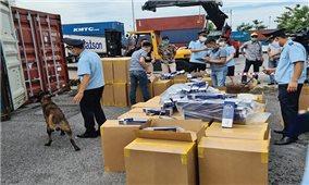 Ngăn tội phạm lợi dụng chính sách thông quan để buôn lậu ma tuý