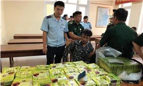 Lực lượng Hải quan trên mặt trận chống tội phạm ma túy: Chiến công nối tiếp chiến công