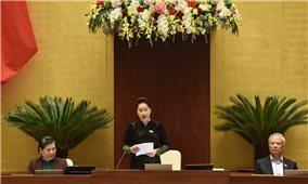 Kỳ họp thứ 10, Quốc hội khóa XIV: Chất vấn nhiều vấn đề nổi cộm