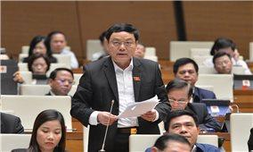 Kỳ họp thứ 10, Quốc hội khóa XIV: Nhiều ý kiến khác nhau về Luật giao thông đường bộ