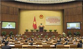 Hội nghị toàn quốc triển khai công tác bầu cử đại biểu Quốc hội khóa XV và đại biểu HĐND các cấp