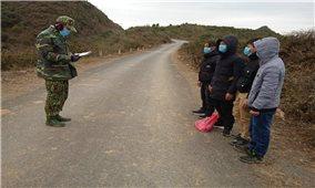 Bộ đội Biên phòng Hà Giang: Quyết liệt ngăn chặn xuất nhập cảnh trái phép