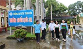 Thanh Hóa: Đổi mới để nâng cao chất lượng giáo dục vùng DTTS