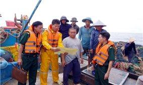 Bà Rịa - Vũng Tàu: Quyết liệt xử lý tàu cá khai thác hải sản bất hợp pháp